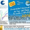 LA UNMdP TE INVITA A ESTUDIAR – Edición 2016