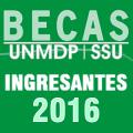 Becas para Ingresantes 2016
