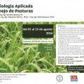 Curso: Ecofisiología Aplicada al Manejo de Pasturas (45h)